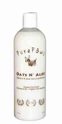 Pure Paws Oatmeal & Aloe Vera conditioner-16 oz