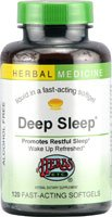 Deep Sleep® Herbal Sleep Aid: 120-Count Bottle of (Herbal Aid)