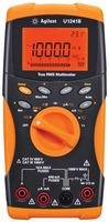 AGILENT TECHNOLOGIES U1241B MULTIMETER, DIGITAL, HANDHELD, 4 (Agilent Digital Multimeter)