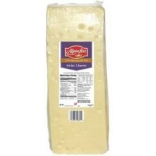 Land O Lakes Alpine Lace Swiss Cheese Loaf, 14 Pound -- 1 each.