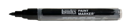 Liquitex Professional Fine Paint Marker, Carbon Black