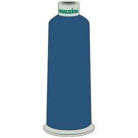 Madeira 5, 500yd Polyester Thread-Blue 918-1975