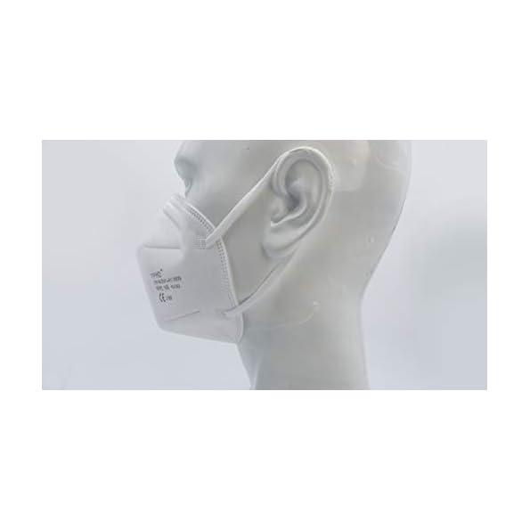 25-FFP2-Mund-und-Nasenschutz-Maske-mit-EC-Zertifizierung-4-Lagige-Maske-ohne-Ventil-Staub-und-Partikelschutzmaske-Medizinische-Schutzmaske-mit-Hoher-BFE-Filtereffizienz–95-25-Stck