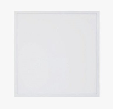 Pack of 2 40W LED Edge-Lit Flat Panel Light   2 x 2 ft, 5000K (Cool White), 3758 Lumen, DLC Qualified and ETL Listed