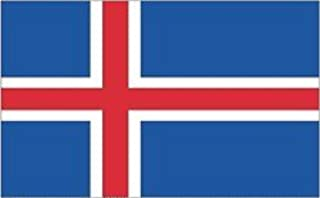product image for All Star Flags 4x6' Iceland Nylon Flag - All Weather, Durable, Outdoor Nylon Flag