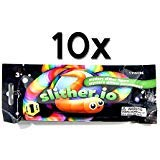 Slither.io Sealed Series 1 Mystery Blind Bag Worm Figures Slither io (10 Packs)