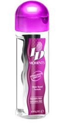 ID Lubricants ID Moments Water-based Lubricant 2.2 fl oz Disc Cap Bottle