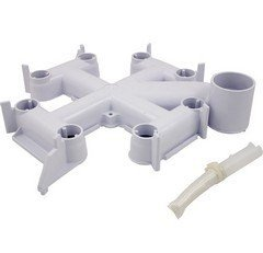 Pentair 59000400 Top Manifold with Air Bleed Replacement Titan Pool and Spa D.E. Filter