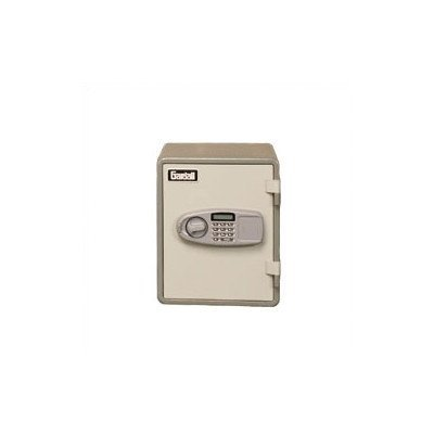 Vertical One-Hour Fire Resiatant Microwave Safe 0.53 CuFt Lock Type: Programmable Electronic Lock by Gardall Safe Corporation