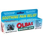 Olbas Herbal Remedies (Olbas Herbal Remedy Analgesic Salve 1 oz. tube (a))