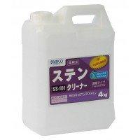 日用品 掃除 関連商品 ステンクリーナー ポリ容器 4kg SS-101 B076B5WCXQ