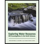 img - for Exploring Water Resources GIS Investigations for the Earth Sciences by Hall, Michelle K., Schaller, Christian J., Walker, C. Scott, [Cengage Learning,2002] [Paperback] book / textbook / text book