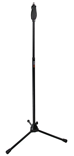 One Hand Microphone Stand - Gearlux Tripod Base Microphone Stand, Tripod Base