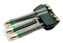 BLACKPOWDER PRODUCTS INC CVA Powerbelt Speed Clip Loader (Best Muzzleloader Powder Pellets)