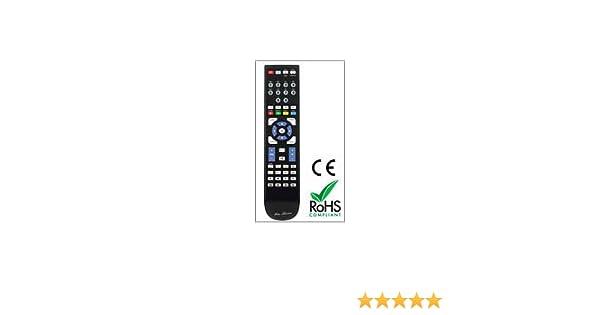 RM Series Reemplazo Mando a Distancia para Blusens M92-19P: Amazon ...