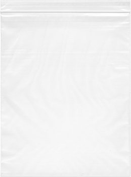 "100 Pcs Ziplock 6x9 Reclosable Clear Plastic Poly Bags 2 Mil 6""x9"" Zip Lock Pack of 100 Pcs)"