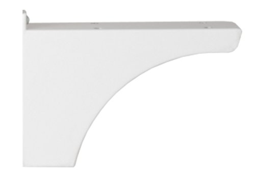 Architectural Mailboxes Oasis Jr. Mailbox Side Support Arm, White