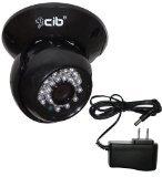 CIB CUC8401 420TVL indoor CCD Dome IR Day Night Security Camera Sharp - Sensor Sharp Ccd