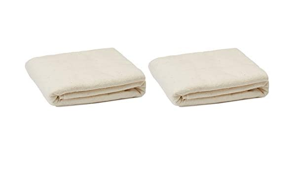 2.Pack Warm Company Batting 2391 72-Inch by 90-Inch Warm and Natural Cotton Batting Twin