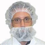 - Premier 1 Beard Covers, White, 500/Case