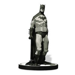 Batman: Black and White Statue By Mike Mignola 1st Release