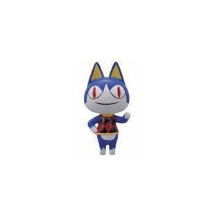 Furuta Choco Egg Party Animal Crossing Figure~Mishiranuneko~Rover~40mm
