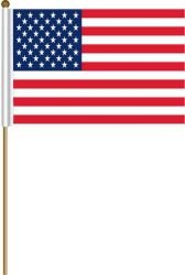 USA United States Stars & Stripes Large 12 X 18 Inch Country