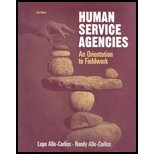 Human Services Agencies - Orientation to Fieldwork (2nd, 06) by [Paperback (2005)] pdf