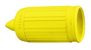Long Yellow Weatherproof Boot for 4- & 5-Wire Insulgrip Devices