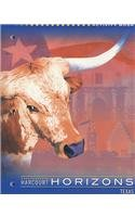 Harcourt School Publishers Horizons Texas: Activity Book Grade 4