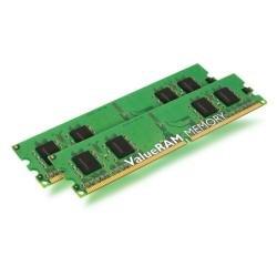 Kingston 4 GB DDR2 SDRAM Memory Module 4 GB (2 x 2 GB) 667MHz DDR2667/PC25300 DDR2 SDRAM 240pin DIMM (4 Gb Ddr2 Sdram 667)