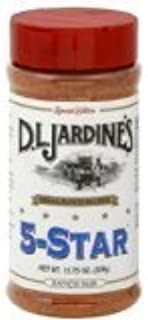 product image for D.L. Jardines 5-Star Ranch Rub 13.75 oz(Pack of 12)