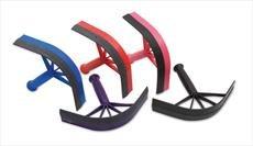 Shires Plastic Sweat Scraper-Red One Size