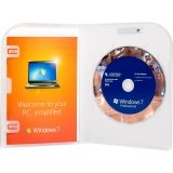 Microsoft Windows 7 Professional With Service Pack 1 32-bit - 1 PC by Microsoft
