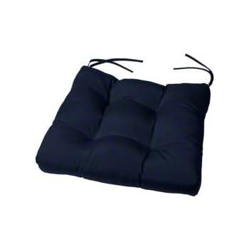 Amazon Com Tufted Chair Cushion 19 X 18 X 4 Cushion Source