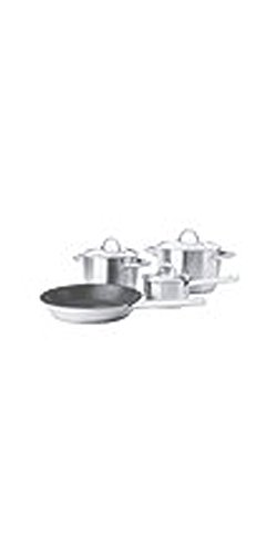 IKEA - IKEA 365+ 7-piece cookware set, stainless steel