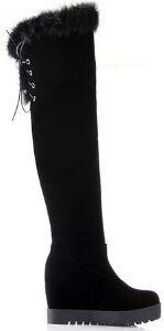 Laruise Laruise Boots Snow Women's Black Snow Boots Women's Women's Black Laruise PP5aqwr