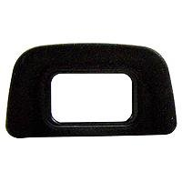 - Nikon DK-20 Rubber Eyecup for D50 and D70S Digital SLR Cameras