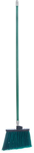 - Carlisle 41082KIT09 Duo-Sweep Commercial Flagged Angle Broom Kit, 56