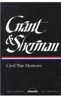 Grant and Sherman: Civil War Memoirs Boxed Set (Library of America)