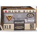 High Bias Audio Tape - 4