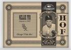2005 Baseball Hall Of Fame (Nellie Fox #/500 (Baseball Card) 2005 Donruss Timeless Treasures - Hall of Fame - Silver #HOF-39)