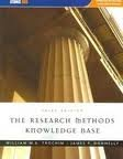 The Research Methods Knowledge Base 3th (third) edition