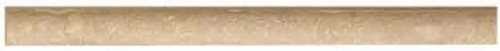 Court Ceiling Medallion (ICJ 99021 1-Inch by 12-Inch Travertine Dome)