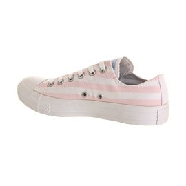 Converse All Star OX - Zapatillas de deporte de lona, unisex Rosa (Faded Stars And Bars)