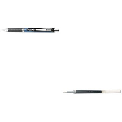 KITPENBLN75APENLRN5A - Value Kit - Pentel EnerGel RTX Roller Ball Retractable Gel Pen (PENBLN75A) and Pentel Refill for Energel Retractable amp;amp; Deluxe Liquid Gel Needle Tip (PENLRN5A) (Deluxe Retractable Roller Ball Pen)