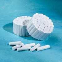 CRX Cotton Rolls Medium #2 Premium Non Sterile 1.5'' Bx/2000