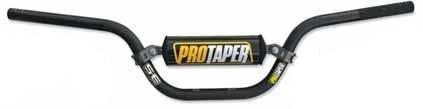 Pro Taper Seven Eighths Handlebars - Standard 7/8 (KLX110/DRZ110) (Black)