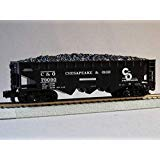 Lionel AMERICAN FLYER C&O 3 Bay Hopper #79090 s Gauge for sale  Delivered anywhere in USA