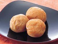 白干梅2.0kg【塩分約15%】